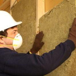 Travaux d'isolation des murs et plafonds