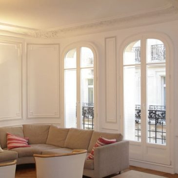 Rénovation d'un appartement Haussmannien dans le 16e à Paris