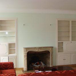 Aménagement et rénovation d'un séjour ou salon