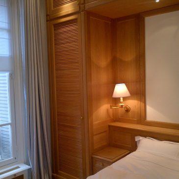 Aménagement de chambre - Artkom renovation, Paris