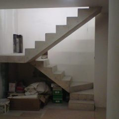 Escalier en maçonnerie  - Artkom renovation, Paris