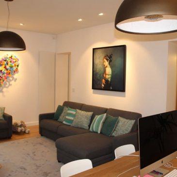 Rénovation d'un appartement Haussmannien à Paris 15ème