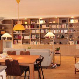 Rénovation Complète d'un appartement à Versailles